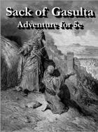 The Sack of Gasulta - Adventure for 5e