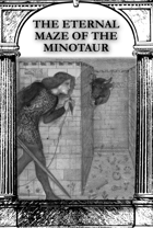 The Eternal Maze of the Minotaur - Adventure for Levy 2d6