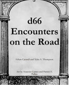 d66 Encounters on the Road