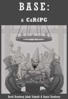 BASE: a CaRdPG (paperback)