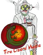 Fire Lizard Media: Steampunk Zombies - S1E1 He's Teats Up Human