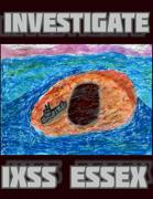 Fire Lizard Media: IXSS Essex - S3E2 Wake Up, Lieutenant
