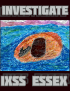 Fire Lizard Media: IXSS Essex - S3E4 No Reason Not to be Paranoid