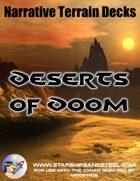 Deserts of Doom: A Narrative Terrain Deck for Conan 2d20