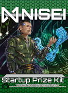 PRIZE PACK - Startup/Gateway Launch GNK
