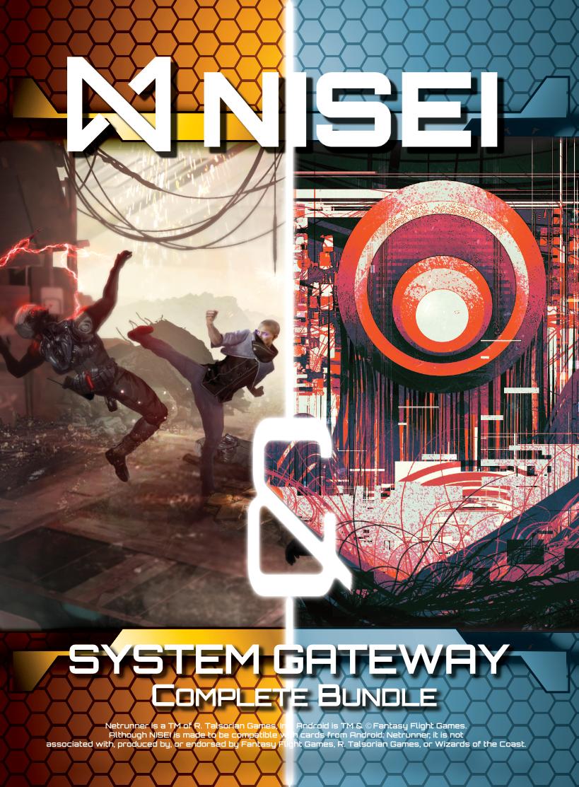 System Gateway Starter + Deckbuilding Bundle