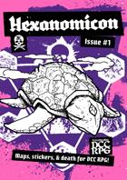 The Hexanomicon #1