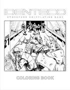 IDENTECO Coloring Book
