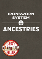 Ancestries Card Set (for the Ironsworn System)
