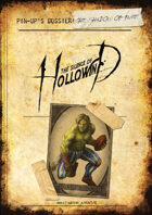 The Silence of Hollowind: Pin-Up's Dossier - The Shadow of Fame