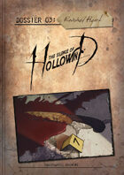 The Silence of Hollowind: Dossier 3 - Ravished Heart