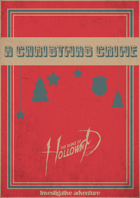 The Silence of Hollowind: Special Dossier - A Christmas crime