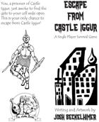 Escape from Castle Iggur
