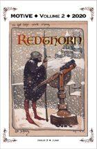 MOTiVE Vol. 2 Issue 2: Redthorn