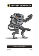 Lianra exosuit infantry