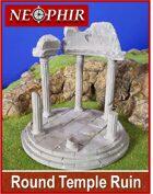 Round Temple Ruin