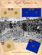 1777 2nd New Hampshire Regiment Colours