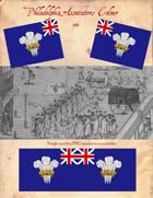 1764 Philadelphia Associators Flag