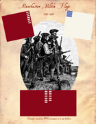 1775 Manchester Militia Flags
