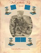 1778-1787 Bucks of America Flag