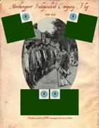 1774-1775 Newburyport Independent Company Flag
