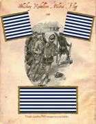 1793 Whiskey Rebellion Militia Flag