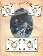 1800-1815 Chouan Regiment Boisguy