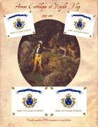 1793-1815 Armee Catholique et Royale Flag