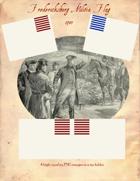 1783 Fredericksburg Militia Flag