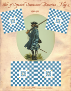 1700-1713 Bavarian Regimental Flag #2