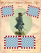 1700-1713 Bavarian Regimental Flag #4