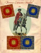 1708 Bavarian Cuirassiers Standard