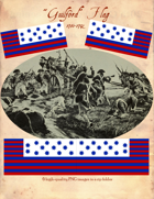 "1781-1792 ""Guilford"" Flag"