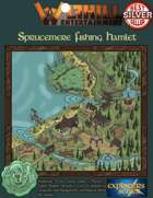Sprucemere Fishing Hamlet