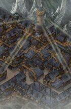 """Tiakka"" Mountain Fortified Tiered Town"