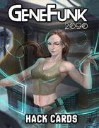 GeneFunk 2090 Hack Cards