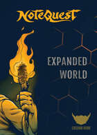 NoteQuest - Expanded World