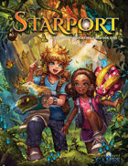 Starport - A Tabletop Roleplaying Game For Kids