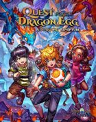 Quest For The Dragon Egg: A Starport Adventure