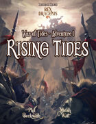 Rex Draconis RPG: Rising Tides (Pathfinder)