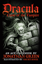 Dracula - Curse of the Vampire (ACE Gamebooks #6)
