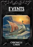 Universal Events Deck