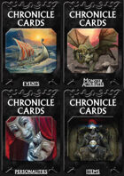 Complete Printable Deck Collection - Universal RPG Tools
