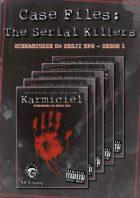 [Polish] Case Files: The Serial Killers - Sezon 1 PL [BUNDLE]