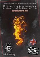 [English] Case Files: The Serial Killers Vol.4 Firestarter