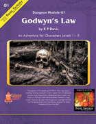 Godwyn's Law - Basic Fantasy Version