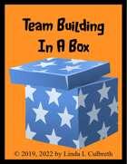 Team Building in a Box