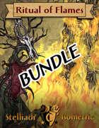 Stelliadi Isometric Pack #52: Ritual of Flames [BUNDLE]