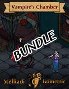 Stelliadi Isometric Pack #50: Vampire's Chamber [BUNDLE]