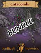 Stelliadi Isometric Pack #49: Catacombs [BUNDLE]